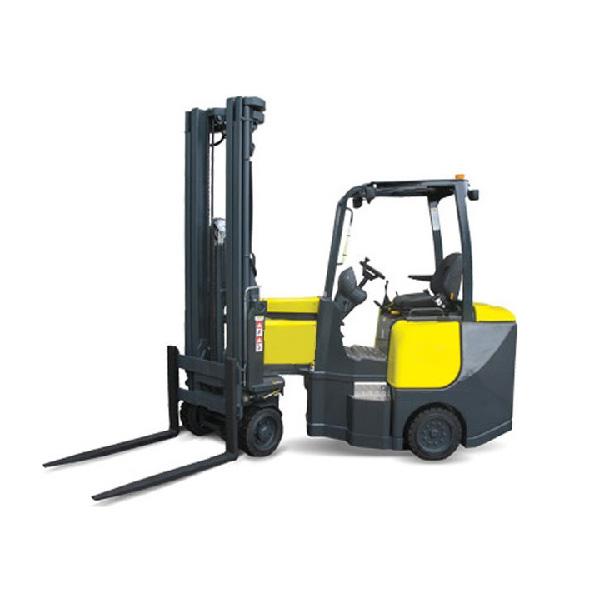 Pivot Steer Lift Truck