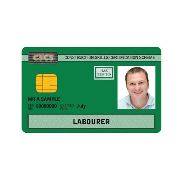 CSCS Card: Labourer